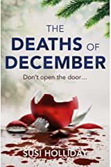 The Deaths of December: A cracking Christmas crime thriller Kindle Edition