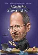 ¿Quién fue Steve Jobs? (¿Quién fue?) (Spanish Edition)