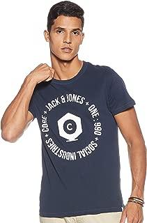 Jack & Jones Men's 12148117 Crew Neck Short Sleeve