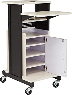 Oklahoma Sound PRC-250 Deluxe Presentation Cart, 30