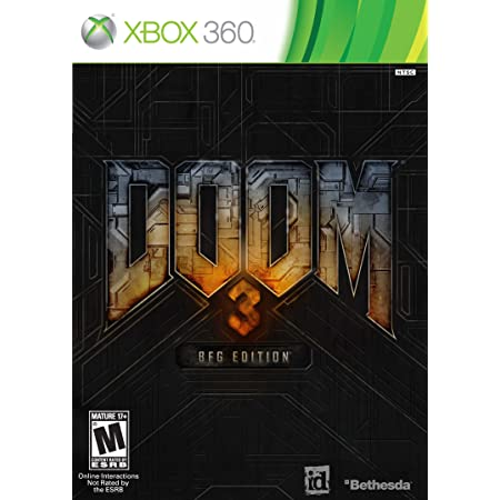 Doom 3 Bfg Edition Video Games