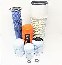 case 1845c fuel filter