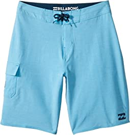 All Day X Boardshorts (Big Kids)