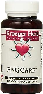 Kroeger Herb Capsules, Foon Goos, 100 Count