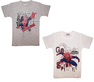 Hasbro Spiderman Ragazzo Maglia a Manica Lunga