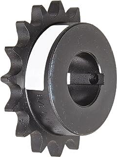 Martin Roller Chain Sprocket 3.136 OD 40 Chain Size Type B Hub 0.5 Pitch 0.284 Width 18 Teeth Single Strand 1.25 Bore Dia. Bored-to-Size 2.3125 Hub Dia.