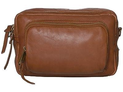 Lucky Brand Inzy Belt Bag (New Cognac) Handbags