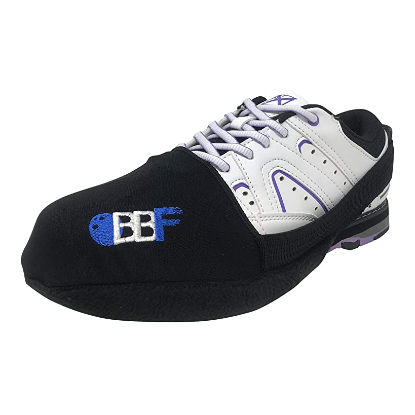 bowlingballfactory.com Black Single Bowling Shoe Slider for Bowling Shoes