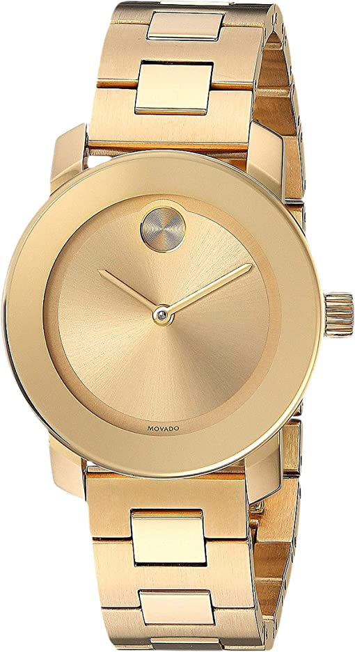 Ionic Gold Plated Steel