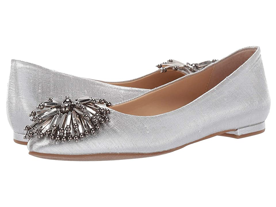 Katy Perry The Rayann (Silver Shiny Woven) Women