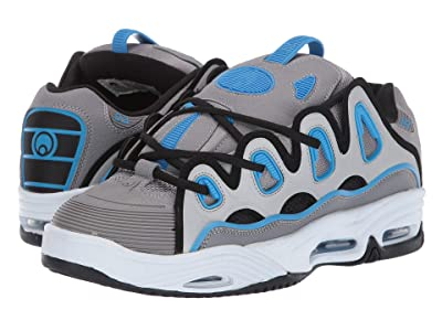 Osiris D3 2001 (Grey/Cyan) Men