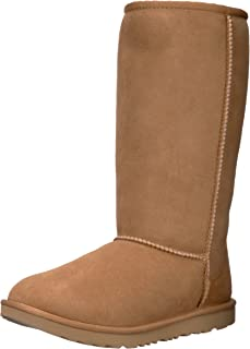 UGG Kids K Classic Tall II Pull-on Boot