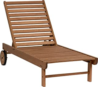 Best wooden chaise lounger Reviews
