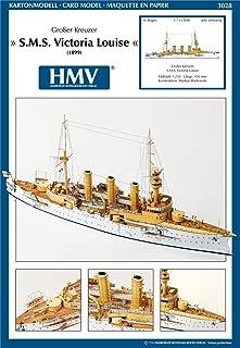 HMV3028 ヴィクトリア・ルイーゼ 1:250<カードモデル>