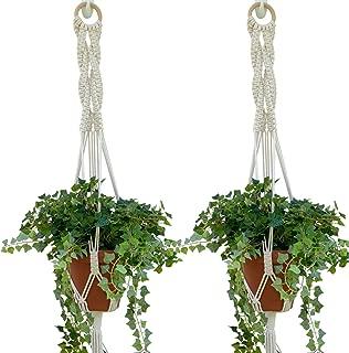 Best macrame planter diy Reviews