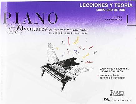Lecciones y Teoria - Libro Uno de Dos Nivel Elemental 1: Spanish Edition Level 1