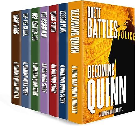 The Jonathan Quinn Origin Box Set (The Jonathan Quinn Box Sets Book 1)
