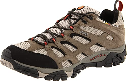 Merrell Moab Waterproof Hiking Hiking Hiking chaussures 8d1