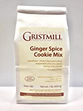 product image for Homestead Gristmill — Non-GMO, Chemical-Free, All-Natural Ginger Spice Cookie Mix (2 Pack)