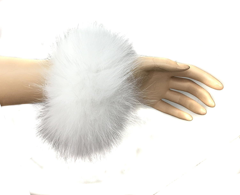D&S Real Fox Fur Cuff