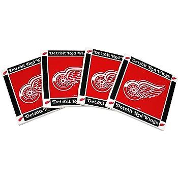 Boelter Brands NFL Mens 4-Pack Ceramic Coasters