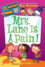 My Weirder School #12: Mrs. Lane Is a Pain! (English Edition)
