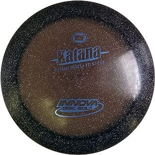 Innova Metal Flake Champion Katana Distance Driver Golf Disc [Colors May Vary]
