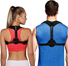 Posture Corrector for Women Men – Posture Brace USA Designed – Adjustable..