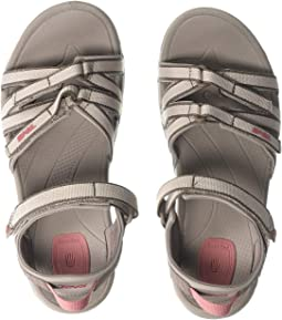 ac5a6b5f00f08 Teva Taupe Sandals + FREE SHIPPING