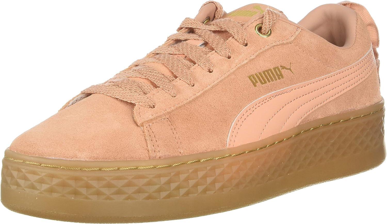 PUMA Womens Smash Platform Sneaker