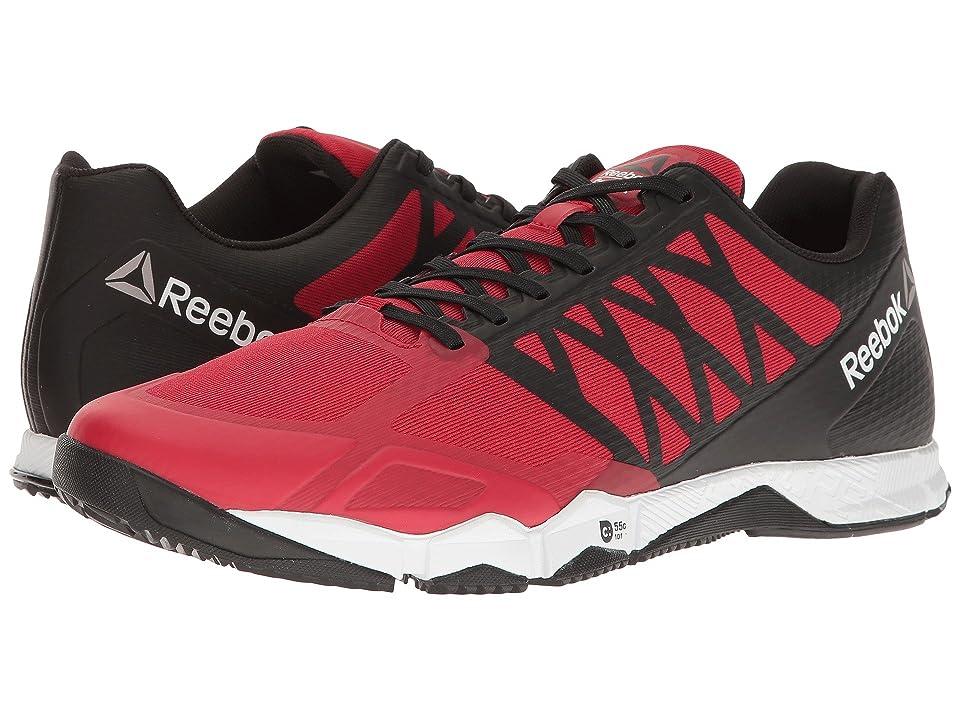 Reebok Crossfit(r) Speed TR (Excellent Red/Black/White/Pewter) Men