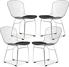 POLY & BARK Side Chair, Black
