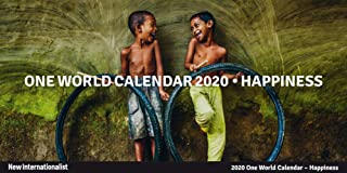 One World Calendar 2020: Happiness
