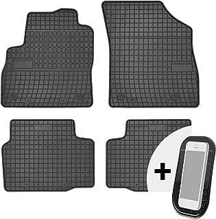 Gummimatten Auto Fußmatten Gummi Automatten Passgenau 4 teilig Set   passend für Opel Astra K 2015 2019
