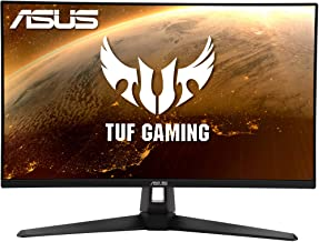 """ASUS TUF Gaming VG27AQ1A 27"""" HDR Gaming Monitor, WQHD (2560 x 1440), 170Hz (Supports 144Hz), IPS, 1ms, G-SYNC Compatible, ..."""