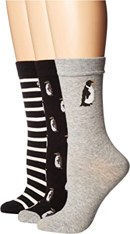 Penguin 3-Pack Trouser Socks
