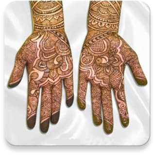 Bridal Mehndi Design - Hand