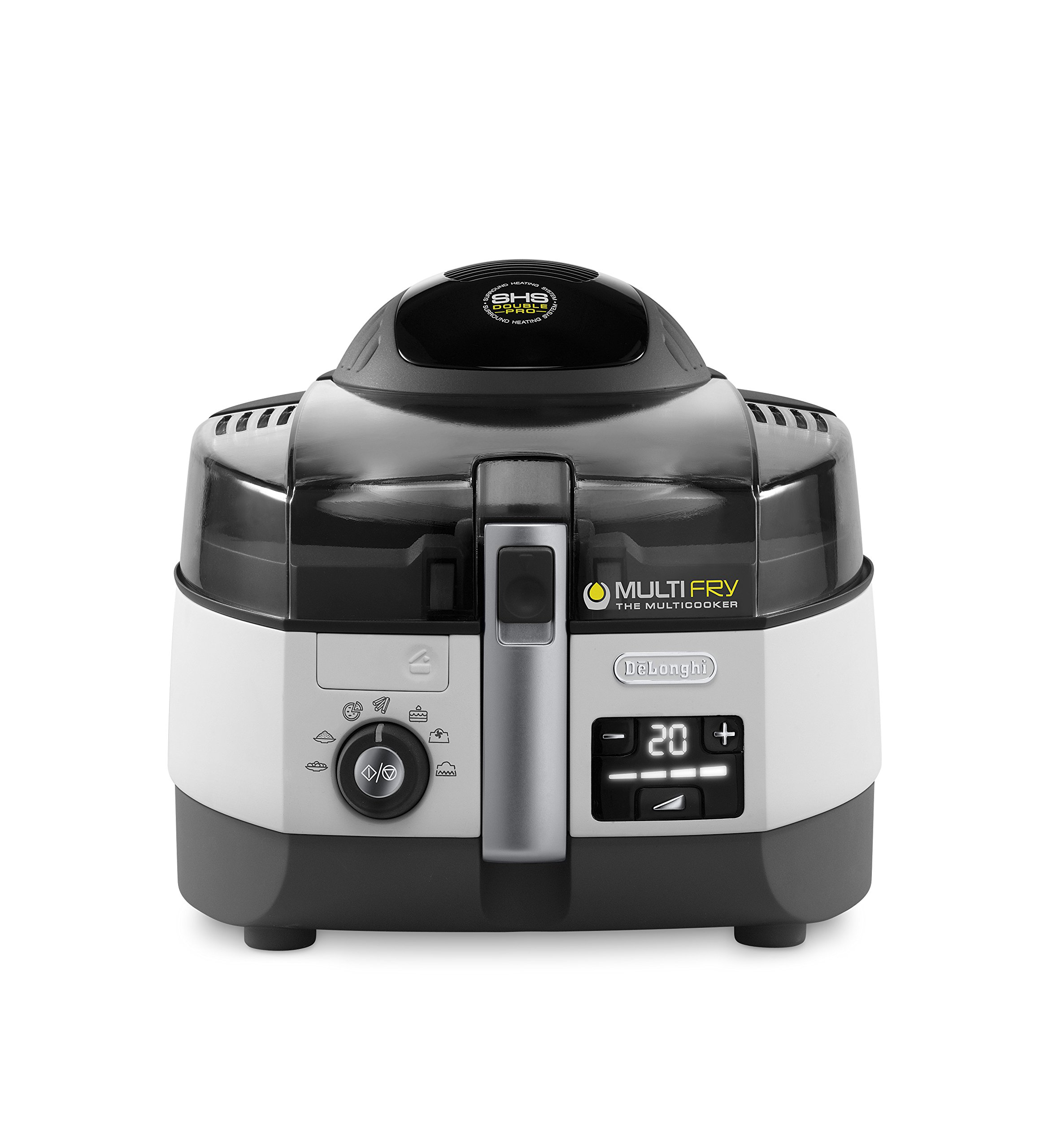 DeLonghi Multifry The Multicooker FH1394 - Robot de cocina, color ...