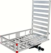 Best trailer hitch cargo carrier with ramp Reviews