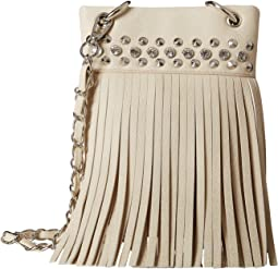 1e06d04638bb Mighty purse suede leather charging fringe bag