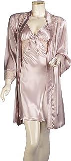قميص وروب حرير للنساء