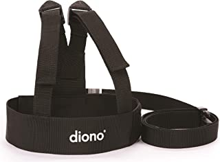 Diono Sure Steps, Safety Harness & Reins, Black
