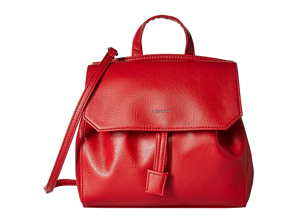 Matt & Nat Dwell Mulan (Red) Handbags