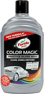 Turtle Wax Colour Magic Prestige Silver Wax