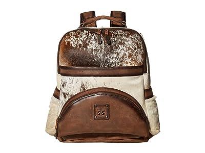 STS Ranchwear Cowhide Backpack