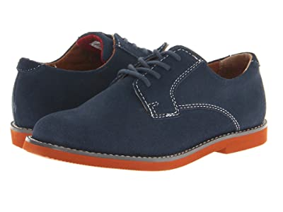 Florsheim Kids Kearny Jr. (Toddler/Little Kid/Big Kid) (Navy) Boys Shoes