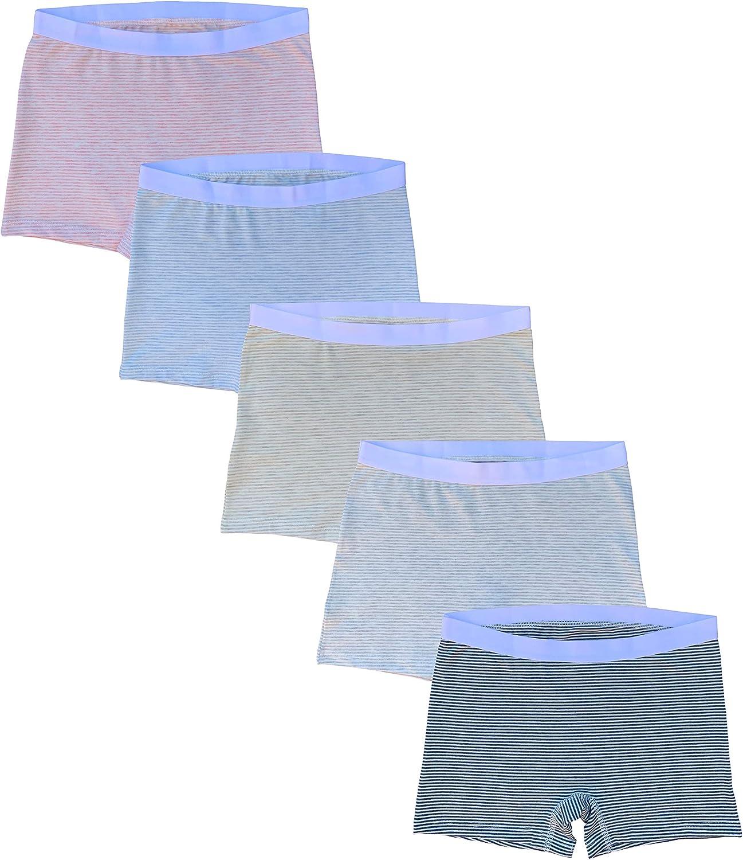 EVARI Women's Now on sale Boyshort Panties Comfortable Cotton Pack Weekly update Underwear