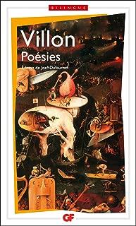 Poésies - édition bilingue (Garnier Flammarion / Poésie française t. 741) (French Edition)