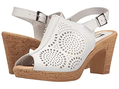 Spring Step Liberty (White) Women