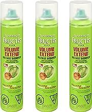Garnier Fructis Volume Extend Instant Bodifier Dry Shampoo 3.40 oz (Pack of 3)